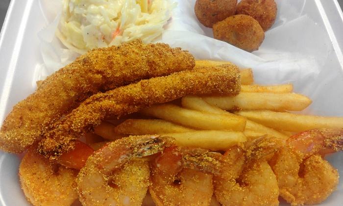 Seafood Restaurants Oob
