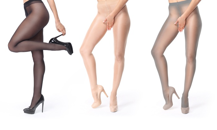 54000bd39f9bb Open Crotch Pantyhose | Groupon Goods