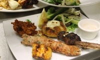 Two-Course Indian Meal for Up to Six at Ishys at East (Up to 64% Off)