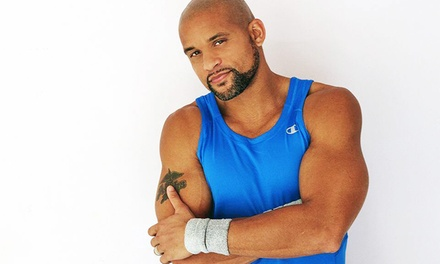 Shaun T Live! at Mohegan Sun Uncas Ballroom on April 12 at 10 a.m. (Up to 36% Off)