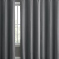 4-Pack Jordan Triple Weave Blackout Window Curtain Panel