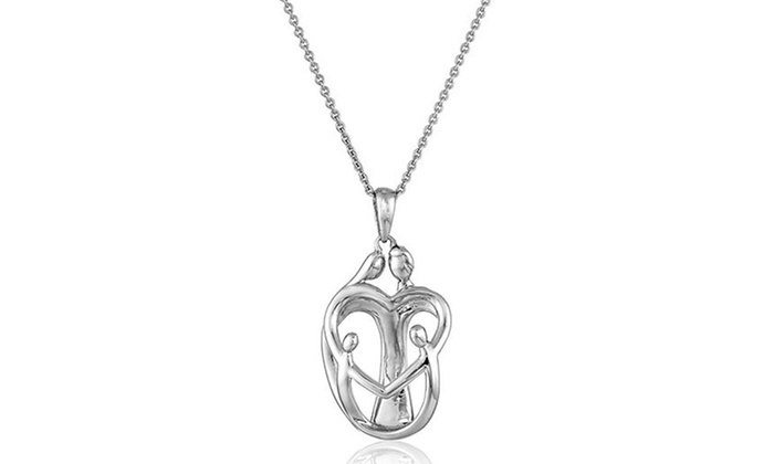White Pendant Necklace Jcpenney