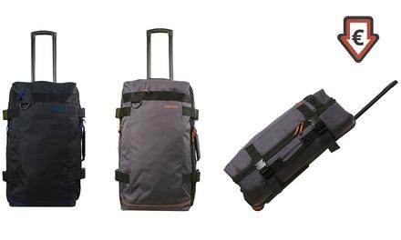1 ou 2 sacs à roulettes Georges Rech grande capacité, coloris au choix
