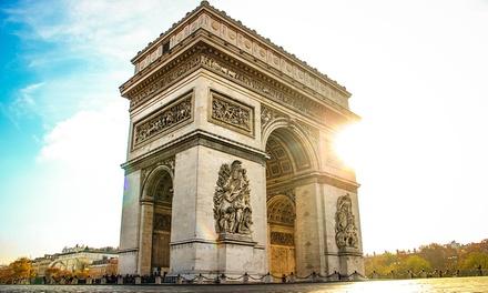 Parigi: camera doppia classica o superior con colazione a 79€euro