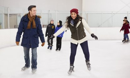 image for Public Ice Skating and Skate Rental for Two or Four at Northland Ice Center (Up to 50% Off)