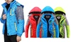 Kids' Waterproof Jacket
