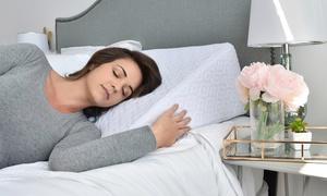 PharMeDoc Memory Foam Bed Wedge Pillow for Acid Reflux