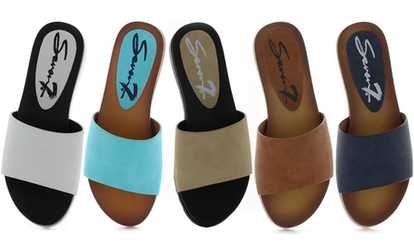 Women S Sandals Deals Amp Coupons Groupon