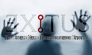 Exitus Escape Room: Exitus Escape Room - escape game fino a 4 o 8 persone più buono da 20 € per ingresso successivo (sconto fino a 38%)