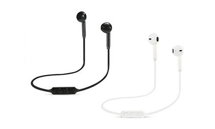 Bluetooth-In-Ear-Kopfhörer in Weiß oder Schwarz inkl. Versand (Stuttgart)