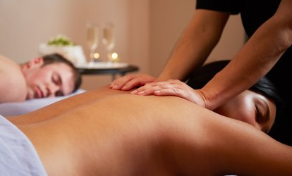 image for Two 60-Minute <strong>Massages</strong> or One Couple's <strong>Massage</strong> at Acupuncture and <strong>Massage</strong> College (Up to 34% Off)