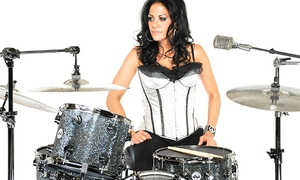 Sheila E & Tower of Power: Sheila E and Tower of Power on Friday, July 22, at 8 p.m.