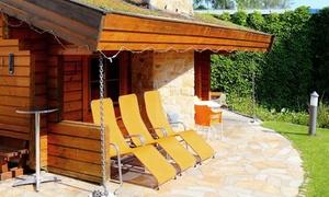 Limbomar: Tageskarte Badelandschaft, optional mit Saunalandschaft, für zwei Erwachsene oder eine Familie im Limbomar (50% sparen*)