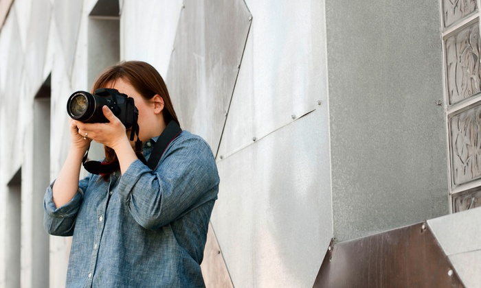 Electric Avenue - Downtown Miami: Two-Hour Introductory, Intermediate, or Advanced Photography Class at Electric Avenue (50% Off)