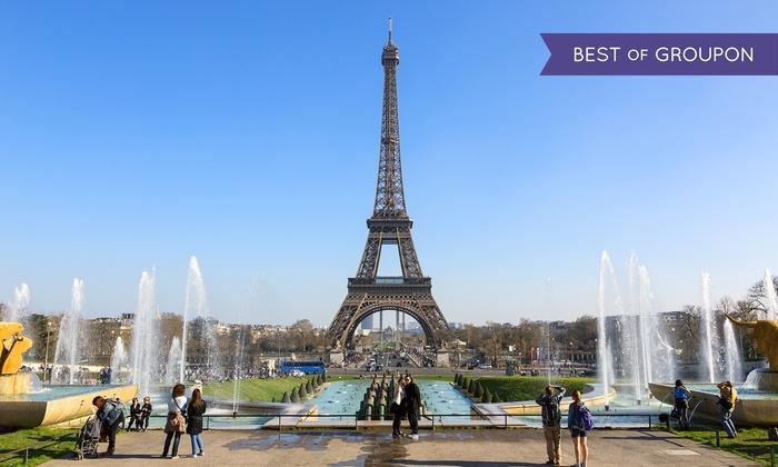 Groupon Paris Tours