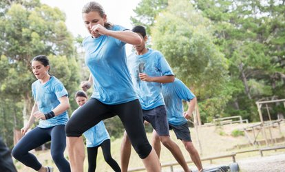 Five or Ten Boot Camp Sessions for One or Two at BCS Bootcamp (Up to 82% Off)
