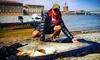 Sortie pêche au silure de 2h
