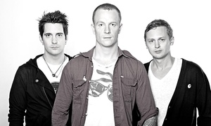 Eve 6: Eve 6 on Friday, July 8, at 8 p.m.