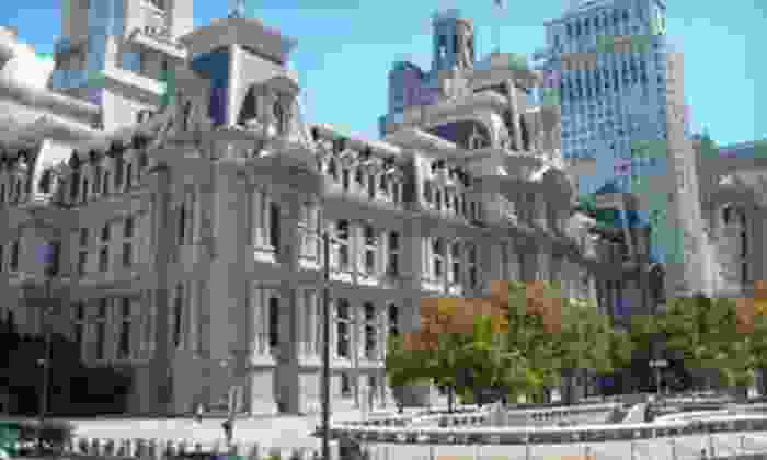Philadelphia Urban Adventures - Philly Tour Hub: Walking Holiday Tour for Two or Four with Philadelphia Urban Adventures (Up to 54% Off)