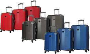 Verdi Porto Hardside Spinner Luggage Set 3-Piece