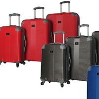 Deals on Verdi Porto Hardside Spinner Luggage Set 3-Piece
