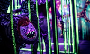 35% Off Visit to Spooky World Nightmare New England  at Spooky World presents Nightmare New England and the Haunted Hayride, plus 6.0% Cash Back from Ebates.
