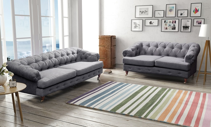 Ordinaire Up To 49% Off Hampton Armchairs And Sofas   Groupon