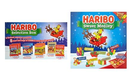 Haribo Medley and Selection Boxes