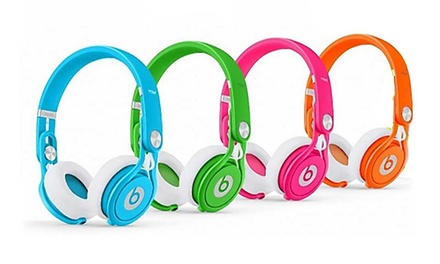 Beats by Dre Mixr Wired DJ Headphones (Refurbished A-Grade)