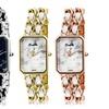 Bertha Eleanor Women's Swiss Stone Dial Watch
