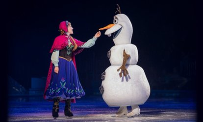 "image for ""Disney On Ice presents Frozen"" December 27 or December 28 at 7 p.m."