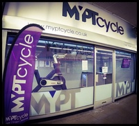 Five Spinning Classes for One or Two at MyPTCycle (Up to 79% Off)