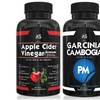Angry Supplement Apple Cider Vinager and Garcinia Cambogia Bundle