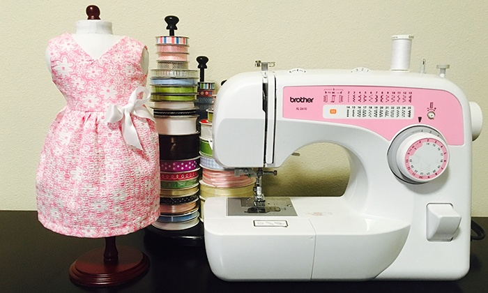 KS School of Design - Renton: One-Day American Girl Dress-Sewing Class for Three or Four Students at KS School of Design (Up to 44% Off)