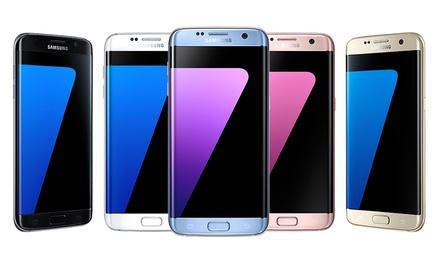 Samsung Galaxy S7 et S7 Edge neufs, garantis 1 an, livraison offerte, coloris au choix