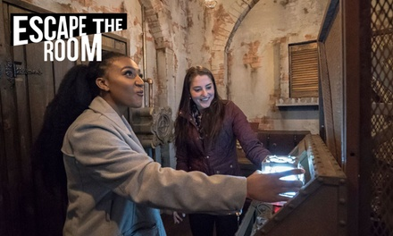 Escape Room Experience for Two, Four, Six, Eight, or Ten at Escape The Room NYC