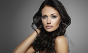 Salon Sossi: Cut and Keratin Smoothing Treatment, Colouring or Highlights at Salon Sossi (Up to 75% Off)