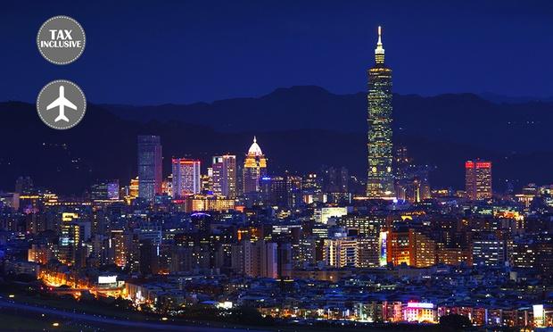 Taipei: Cathay Pacific Flights 0
