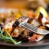 Wertgutschein mediterrane Speisen