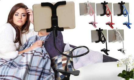 360Degree Clamp Tablet Holder in Choice of Colour
