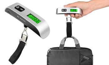 Digital Display Luggage Scale