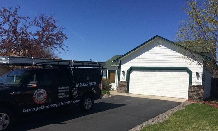 Garage Door Repair Company - Minneapolis / St Paul: Garage Door Tune-Up and Inspection from Garage Door Repair Company