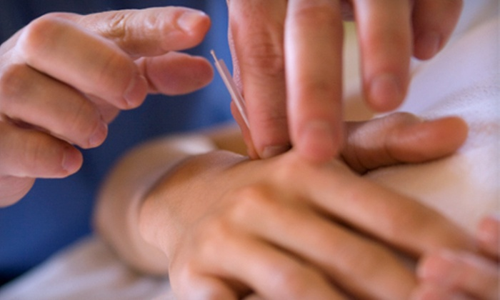 Acupuncture & Chinese Medicine - Chesterfield: Initial Consultation with One, Two, or Three Acupuncture Treatments at Acupuncture & Chinese Medicine (Up to 62% Off)