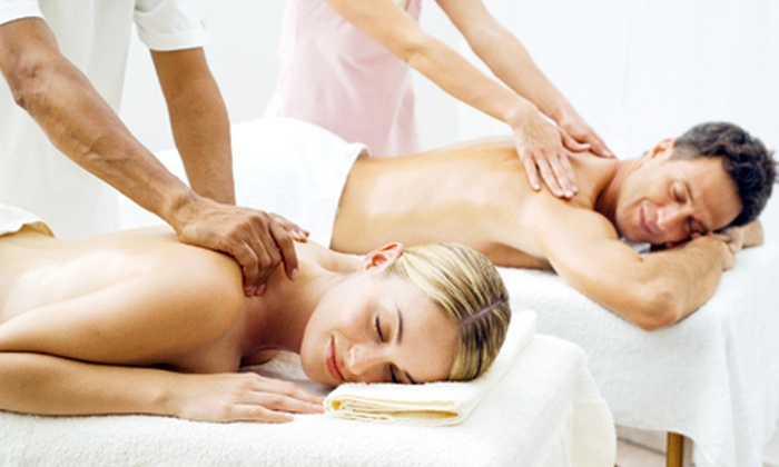 The Spa Room - Van Ness - Forest Hills: Private or Semiprivate Couples Massage Class with Two $30 Gift Certificates at The Spa Room (Up to 54% Off)