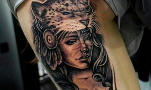Bogo Radev: Paga 19,90 € y obtén un descuento de 110 € en un tatuaje en negro o color