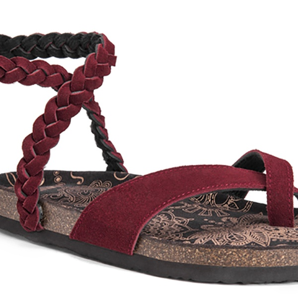 e55fa228243 Up To 50% Off on Muk Luks Women s Sandals