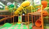 Up to 46% Off Admission to Kids Sports Indoor Playground