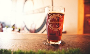 Something Brewery: Craft Beer for Two or Four or More at Something Brewery (40% Off)