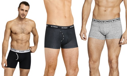 $49.95 for a Six-Pack of Bonds Men's Assorted Trunks (Don't Pay up to $144.75)