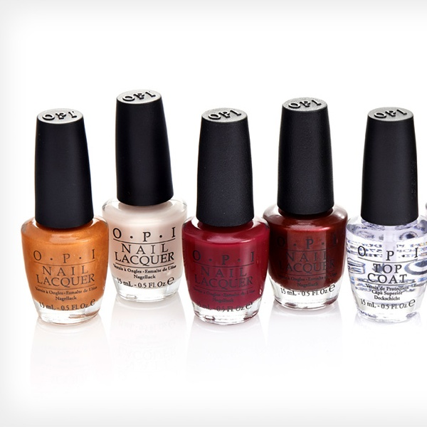 $12.99 for an OPI Nail Polish Duo ($18 List Price). Multiple Colors Available.
